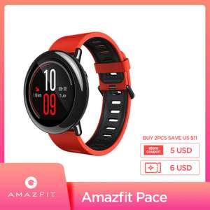 Смарт-часы Amazfit Pace