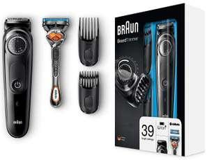 Триммер Braun BT3042 + Бритва Gillette