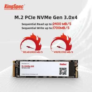 KingSpec SSD 1Tb NVMe