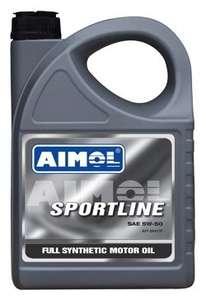 Моторное масло Aimol Sportline 5W-50 4 л