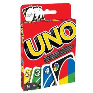 До -35% на игры Mattel (например, UNO)