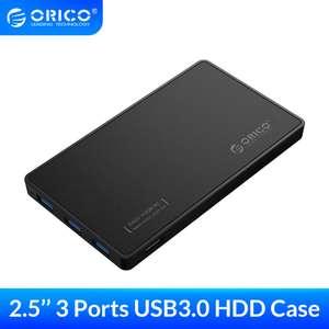2,5 корпус для жесткого диска USB 3,0 ORICO 2588H3