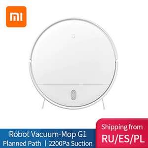 Робот-пылесос Xiaomi Mijia G1