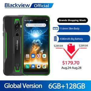 Защищенный смартфон BLACKVIEW BV6300 Pro