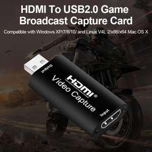 Устройство захвата видео HDMI - USB