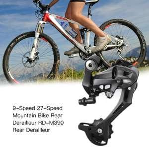 Задний переключатель для велосипеда Acera RD-M390