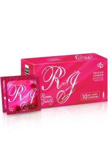 Презервативы R&J Delicate