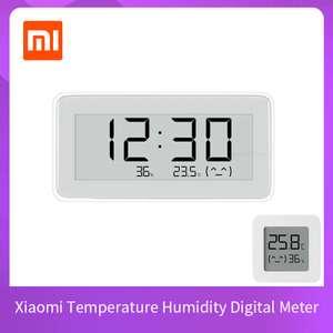 Xiaomi часы датчик температуры и влажности