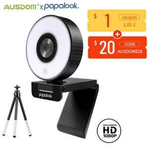 Веб-камера AUSDOM PA552 HD 1080P