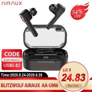 TWS наушники BlitzWolf AirAux AA-UM6