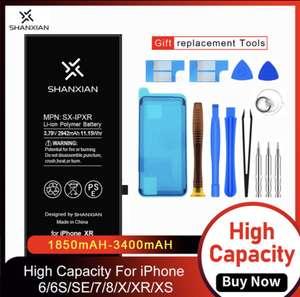Аккумулятор для iPhone (на примере iPhone 6S)