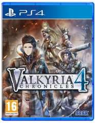 [не везде] Игра для PS4 Sega Valkyria Chronicles 4 и др.