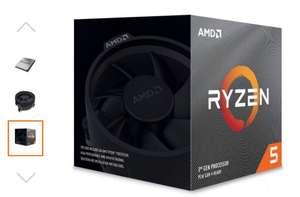 Процессор Ryzen 5 3600X (BOX)