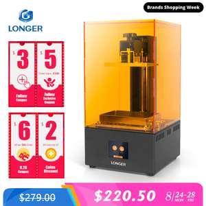Фотополимерный принтер LONGER Orange 30
