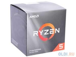 [Москва] Процессор AMD Ryzen 5 3600X BOX Wraith Spire cooler