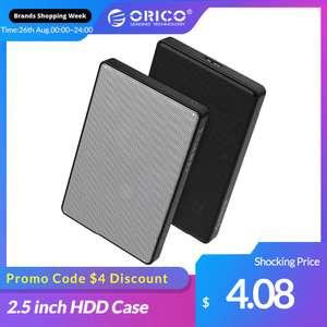 Корпус жесткого диска ORICO 2,5 дюйма.
