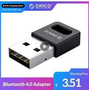 ORICO мини беспроводной USB Bluetooth адаптер.