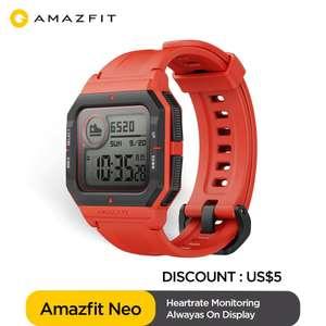 Смарт - часы Amazfit Neo