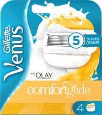 Кассеты для бритья VENUS &OLAY - 4 штуки