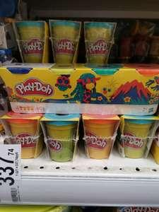 [Челябинск] Набор из 4х цветов Play-Doh (цвета в ассортименте)