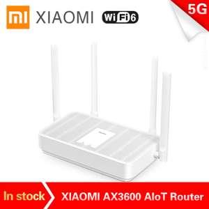 Роутер Xiaomi Redmi AX5 (Wi-Fi 6, 2.4 / 5 ГГц, 1 Гбит/с)