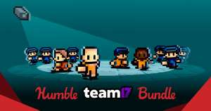 Набор Team17 на Humble Bundle