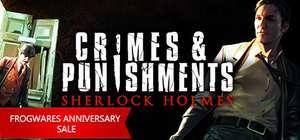 [PC] Sherlock Holmes: Crimes & Punishments