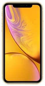 [Астрахань] Смартфон Apple iPhone Xr 256GB желтый (MRYN2RU/A)