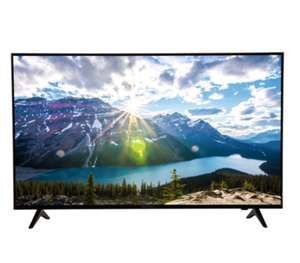 "Ultra HD (4K) Smart LED телевизор 43"" ВИТЯЗЬ 43LU1204"