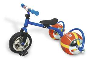 Трехколесный велосипед BRADEX БАСКЕТБАЙК