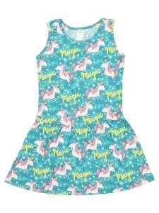 Платье для девочки, хлопок, детское KATLEN (размер 74-86)