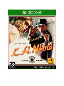 [Xbox One] Игра L.A. Noir Take 2 Interactive (в приложении)