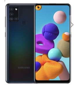 Смартфон Samsung A217 Galaxy A21s 4/64Gb Black