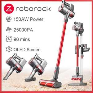 Беспроводной робот-пылесос Roborock H6