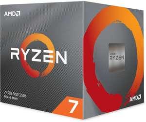 Процессор AMD Ryzen 7 3800X BOX, 100-100000025BOX