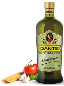 Оливковое масло Olio Dante Extra Virgin Il Mediteraneo 1 л.