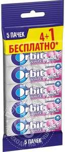 [не везде] Жевательная резинка Orbit White Bubblemint, 5шт*13.6г, 1шт 7.6₽
