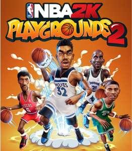 [Nintendo Switch] NBA 2K Playgrounds 2