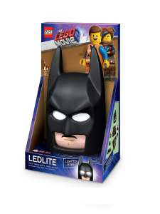 Настенный фонарик LEGO Movie 2 Бэтмен