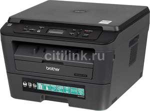 МФУ лазерный BROTHER DCP-L2520DWR, A4, лазерный, черный + дополнительная скидка на оригинальный картридж