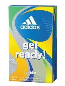 Лосьон после бритья Adidas Get Ready Male, 100 мл