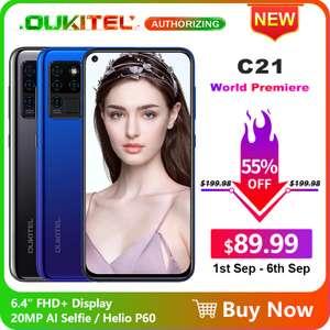 Смартфон Oukitel C21 4/64Гб