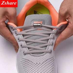 Эластичные шнурки, на туфли и кроссовки, 21 цвет