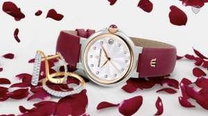Скидка до 20% на часы и украшения в All Time