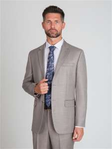 Мужской костюм Thomas Berger (шерсть 60%, шелк 10%, лен 30%)