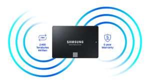 SSD Samsung SSD 860 Evo Sata III 500Гб