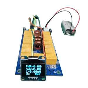 Автоматический антенный тюнер ATU-100 от N7DDC 7x7 + 0,96 дюймов OLED 100 Вт 300мА