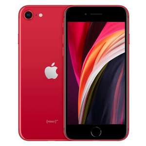 iPhone SE (2020) 64gb red (не РСТ)