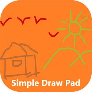 Подборка временно бесплатных игр и приложений на Android (например, Simple Draw Pad)