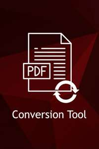 [PC] PDF Conversion Tool